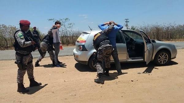Força Nacional reforça patrulhamento em Santa Cruz