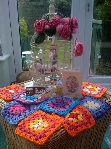 teacuplane-sandy. Thank you your beautiful Squares have arrived today all the way from USA!