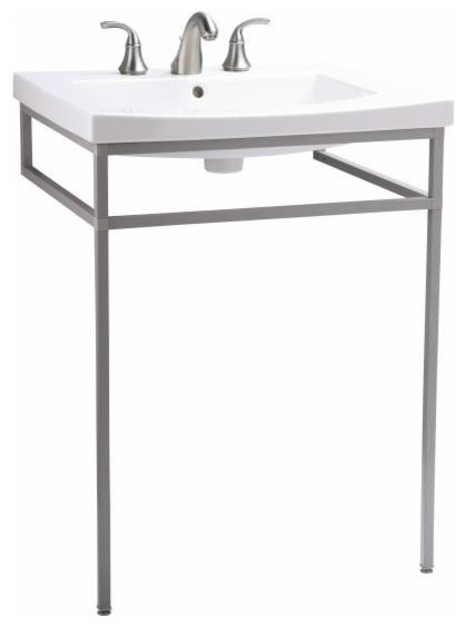 KOHLER K-2526-F64 Persuade Console Table in Shale - traditional ...