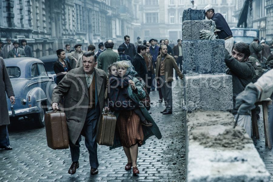 Bridge Of Spies Berlin Wall