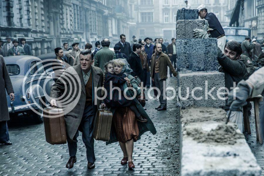 Bridge Of Spies Berlin Wall