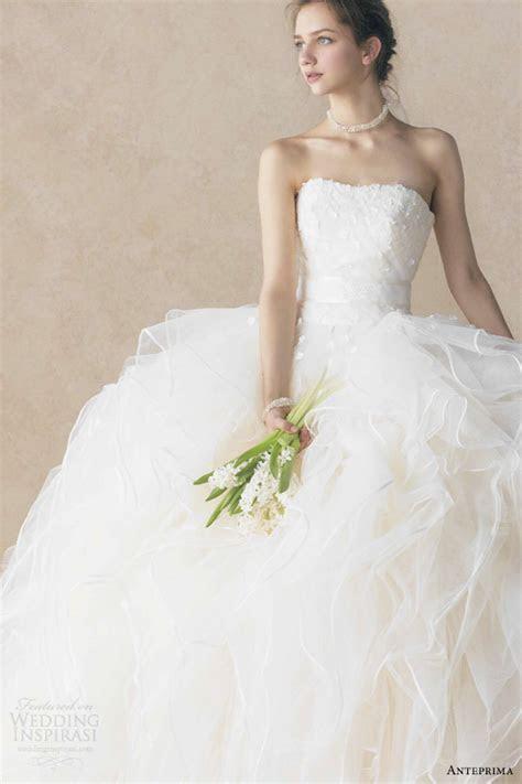 Anteprima Wedding Dresses   Wedding Inspirasi