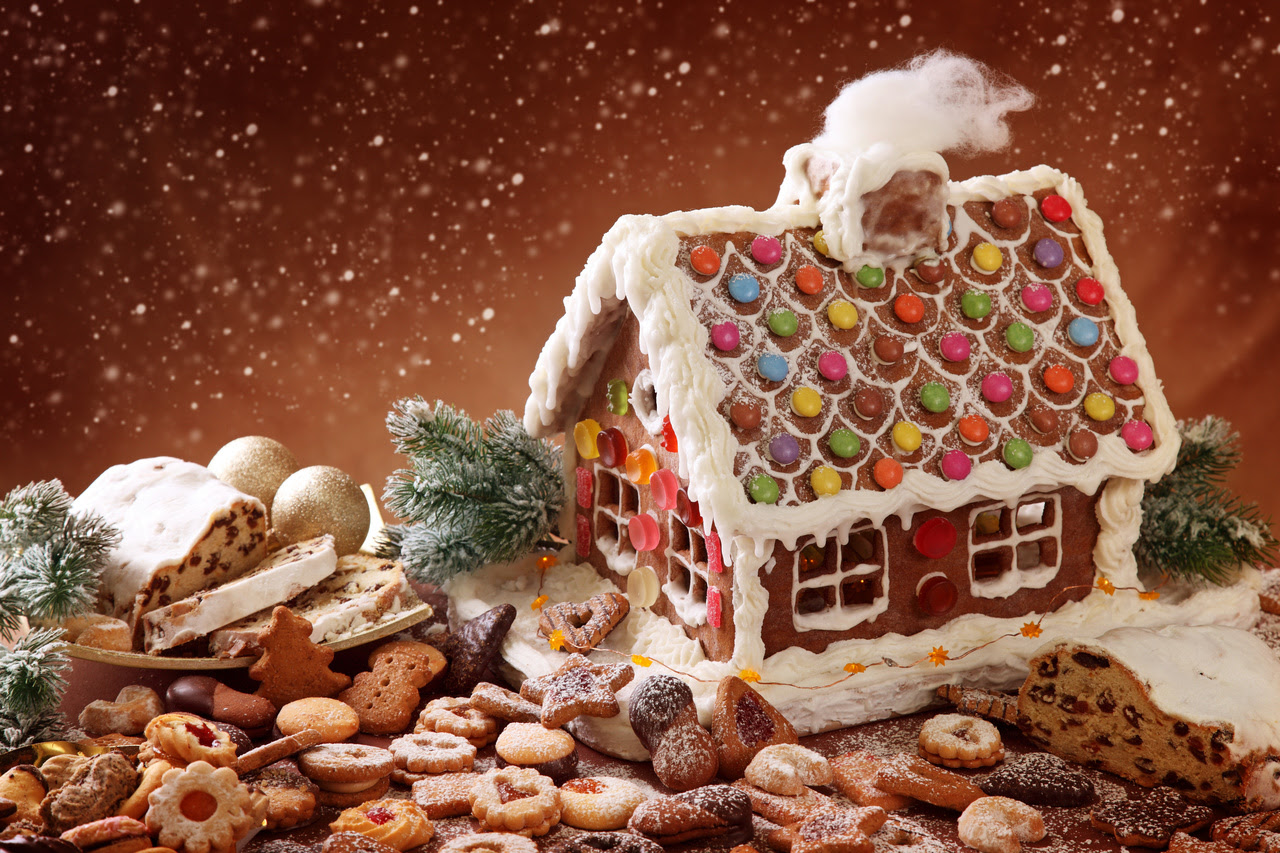 Make a Tasty Gingerbread House