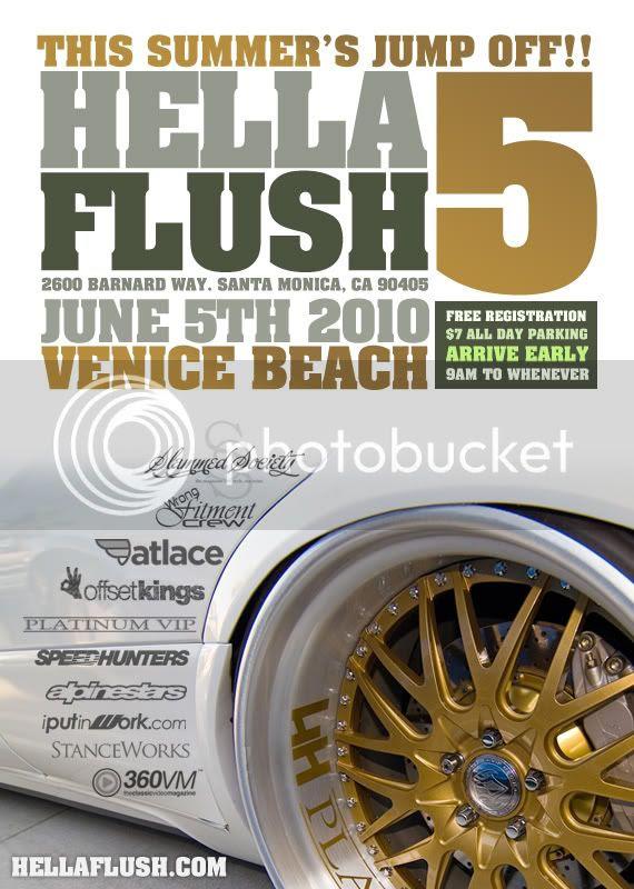 Hellaflush 5 Santa Monica, CA