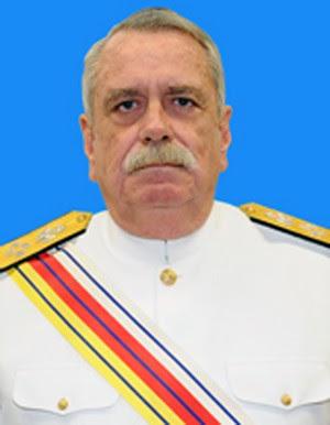 O ministro do Superior Tribunal Militar Marcos Martins Torres (Foto: Divulgação STM)