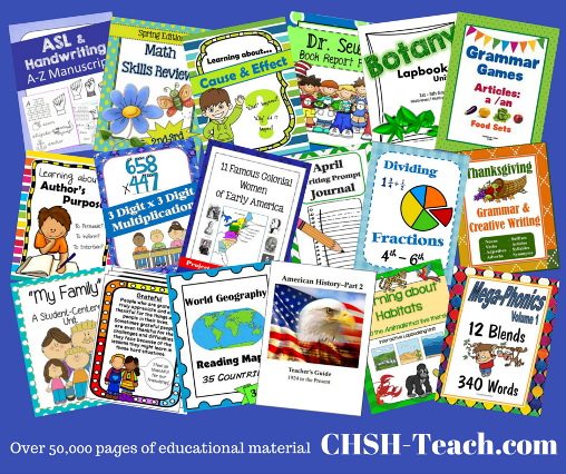 Christian HomeSchool Hub {Download Club}
