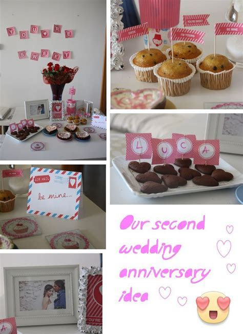 25  best ideas about Second year anniversary on Pinterest