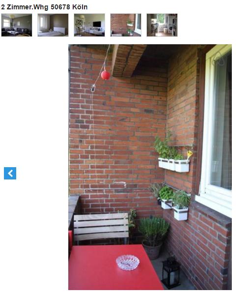 Wohnungsbetrug.blogspot.com: Moderne 2 Zimmer Wohnung Mit