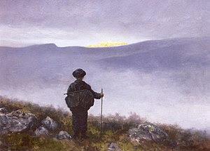 """Soria Moria"" by Theodor Kittelsen: ..."