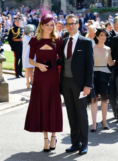 All the Best Dressed Guests From Prince Harry and Meghan