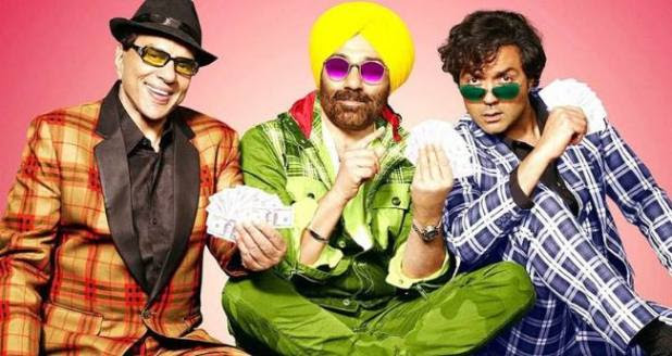 Yamla Pagla Deewana Phir Se Review: The film leaves you bored with extra long scenes