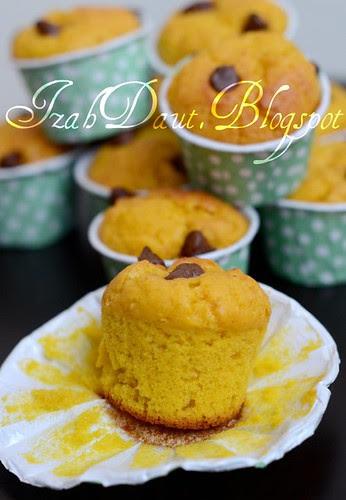 muffin labu