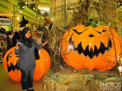 Halloween @ One Utama 2012
