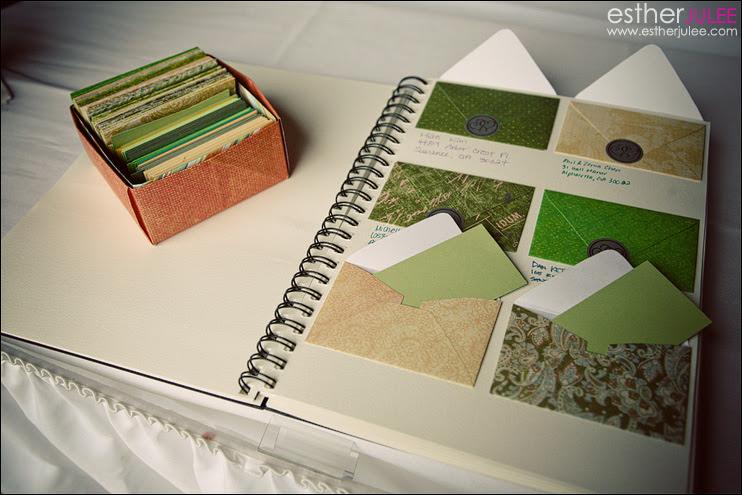 Wedding Guest Book Table Ideas