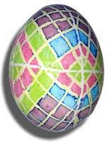 Daughter's Easter Egg