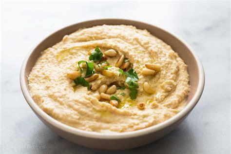 hummus recipe simplyrecipescom