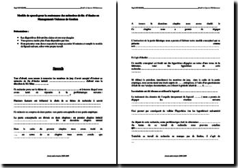 Exemple D Un Speech De Soutenance - Le Meilleur Exemple