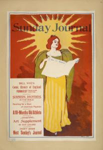 New York Sunday journal. May 3... Digital ID: 1541093. New York Public Library