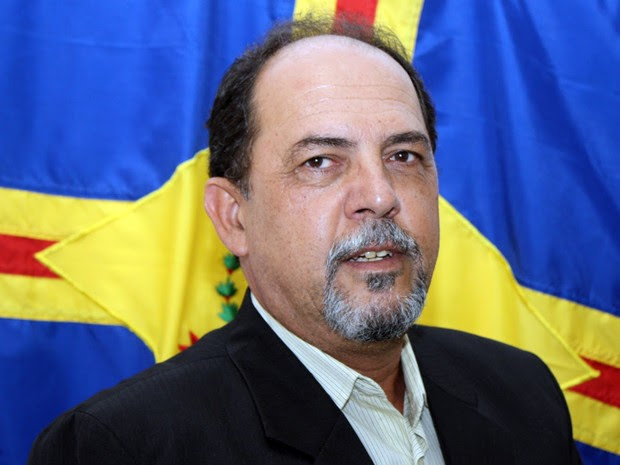 Carlos Vinício Amaral Pereira, de 60 anos, era secretário da Prefeitura de Três Corações (MG) e foi morto a tiro nesta terça-feira, 27 (Foto: Ascom/Prefeitura de Três Corações)