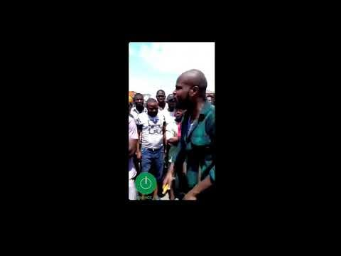 Filmaker Ideh Chukwuma counsels thugs against destruction of properties In Lagos State (video)