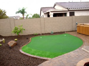 Arizona Backyard Landsacpe Design