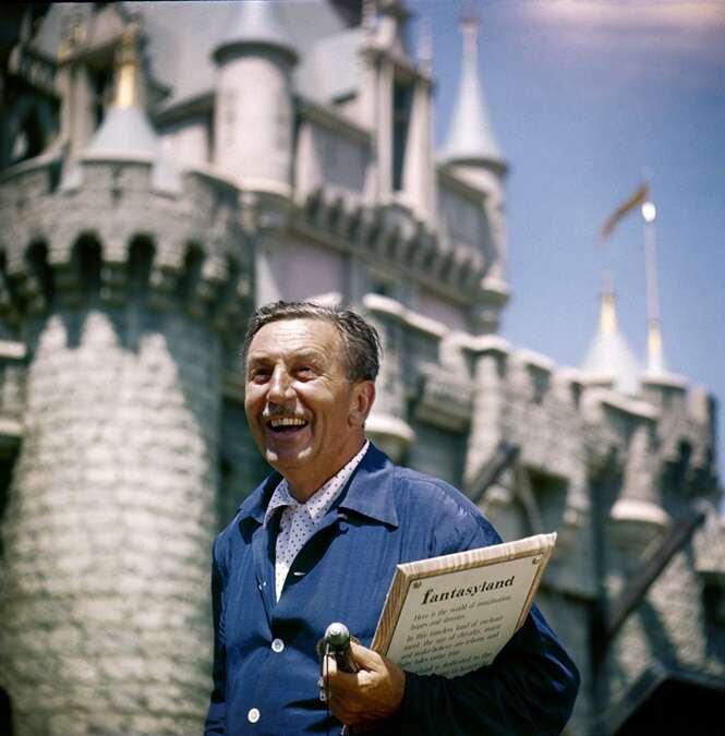 Assim foi o dia da inauguração da Disneylândia em 1955