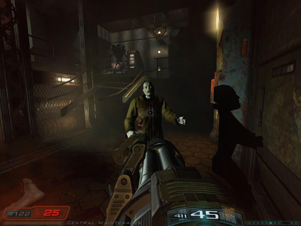 PC Games Wallpaper: DOOM 4 Gameplay Walkthrough Part 1: Bosses PC