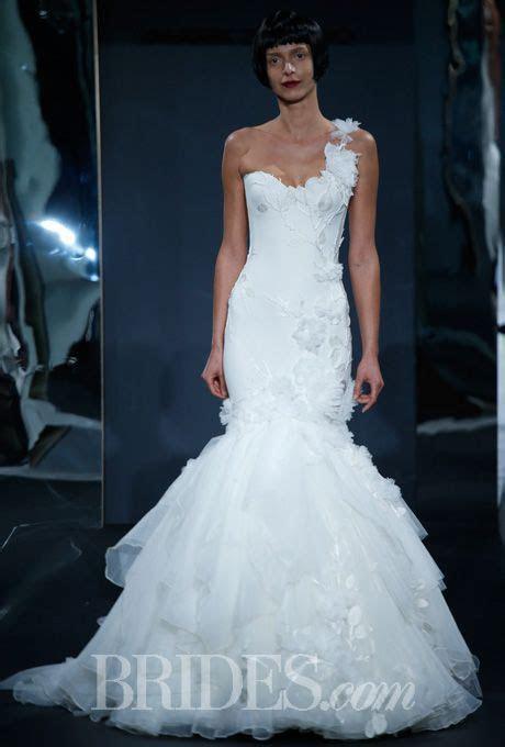 1000  images about One Shoulder Strap Wedding Dress