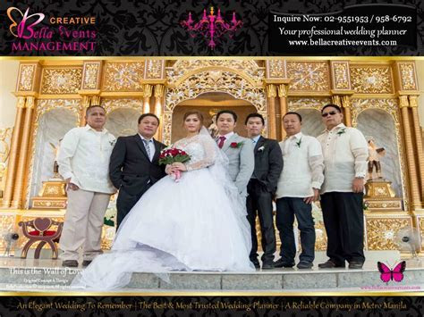 Affordable Wedding Package Philippines   Wedding Package