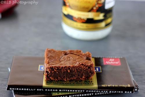 Dark Chocolate GF Brownies