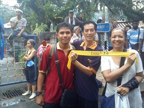 Marina Mahathir Bersih 2