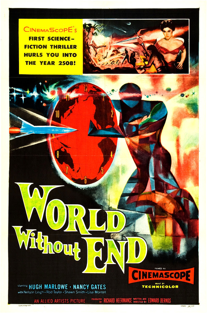 Reynold Brown - World Without End (Allied Artists, 1956)