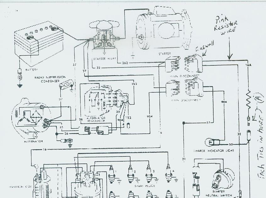 1978 El Camino Fuse Box Diagram