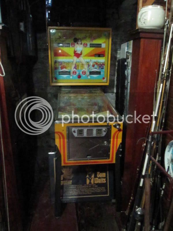 vintage arcade