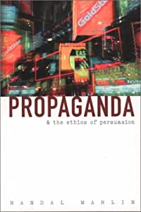 """Cover of """"Propaganda and the Ethics of Pe..."""