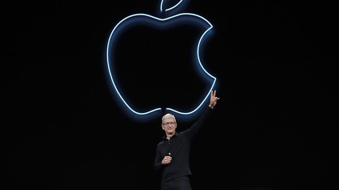 Apple CEO Tim Cook given $75M in first stock grant since 2011