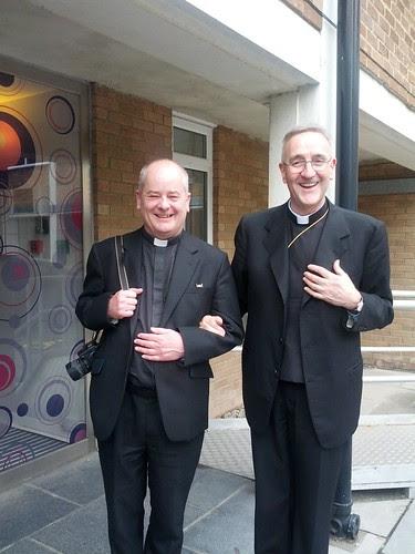 Papal Nuncio Meets His Hermeneuticalness