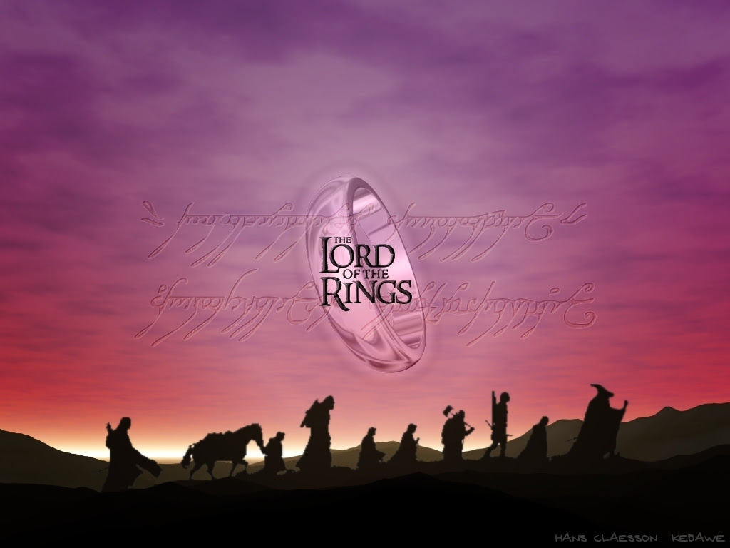The Fellowship Lord Of The Rings Wallpaper 2381914 Fanpop