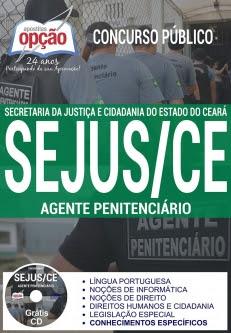 Concurso SEJUS CE 2017-AGENTE PENITENCIÁRIO