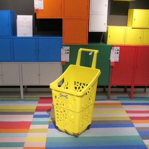 IKEA Shopping Kart