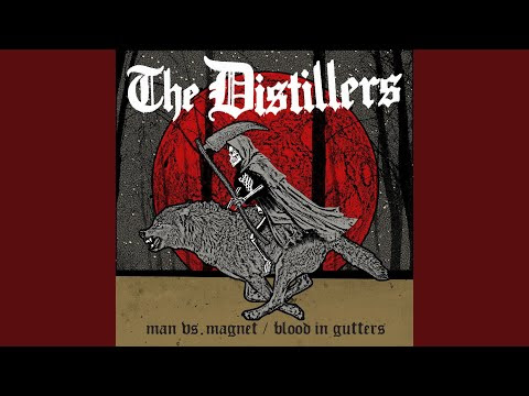 "The Distillers Release New Songs ""Man Vs Magnet"" And ""Blood In Gutters"""