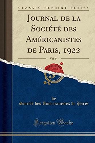 Marylou Lyn: PDF Journal de La Societe Des Americanistes de