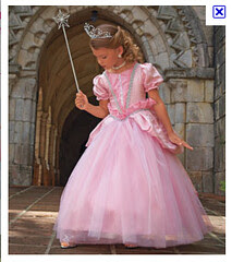 Chasing Fireflies princess dress