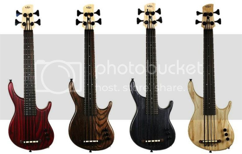 guitar blog the kala u bass solidbodies are available at last. Black Bedroom Furniture Sets. Home Design Ideas