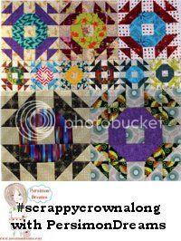 #scrappycrownalong