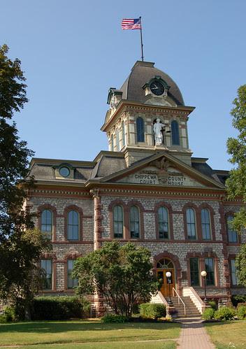 Chippewa County Courthouse
