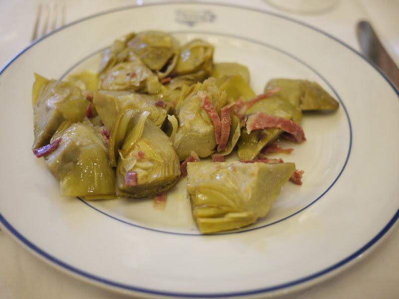 午餐 300年餐廳Botin