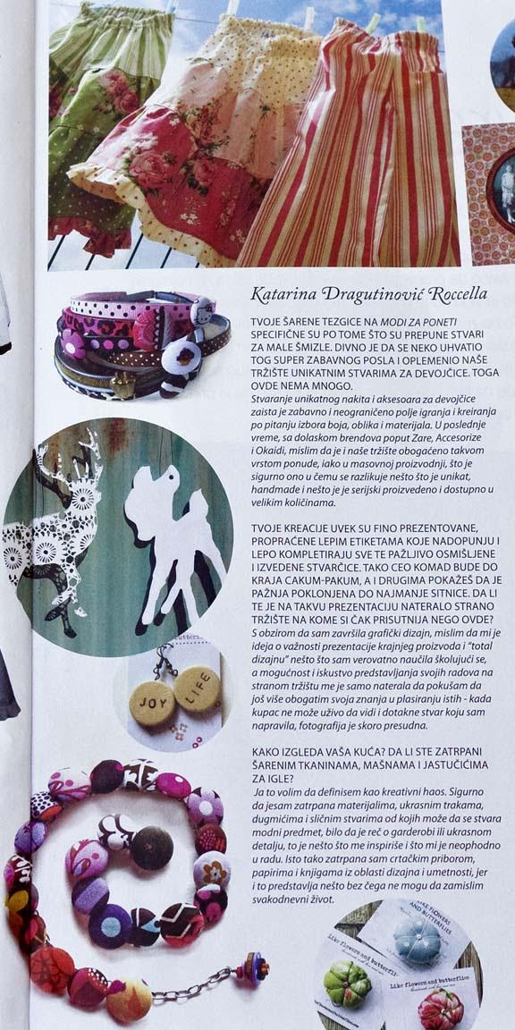 me in sensa magazine
