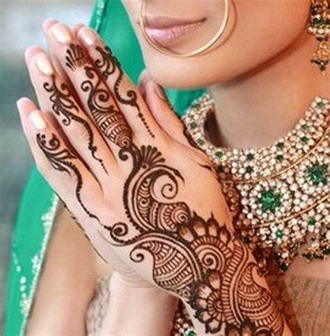 MEHENDI MAZA: Pakistani Bridal Mehndi Designs