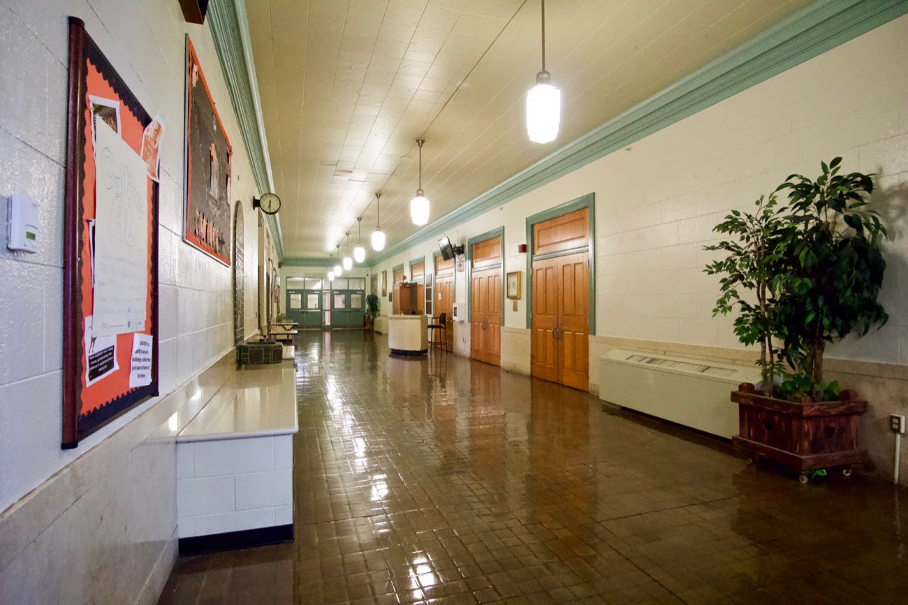 The High Schools We Went To Werent Nearly As Pretty As Withrow